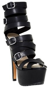 ZIGI NEW YORK Black Platforms