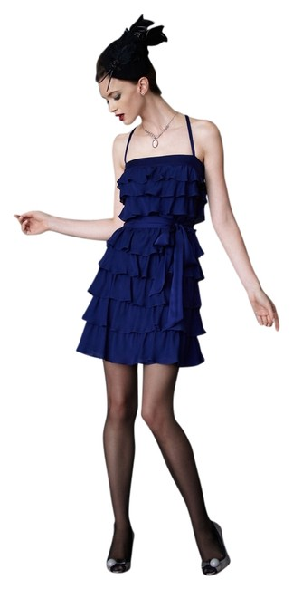 Preload https://item2.tradesy.com/images/anthropologie-blue-tiered-twirler-above-knee-night-out-dress-size-0-xs-2995891-0-0.jpg?width=400&height=650