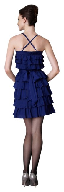 Preload https://img-static.tradesy.com/item/2995897/anthropologie-blue-tiered-twirler-above-knee-night-out-dress-size-2-xs-0-0-650-650.jpg
