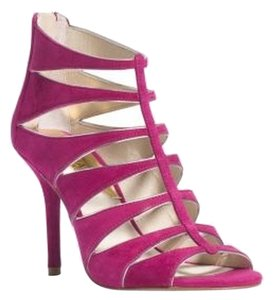 Michael Kors Deep Pink Sandals