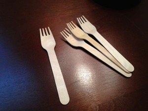 Natural 150 Forks Tableware