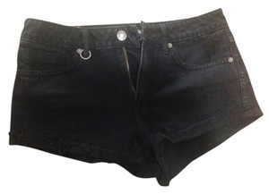 Neuw Denim Mini/Short Shorts Black
