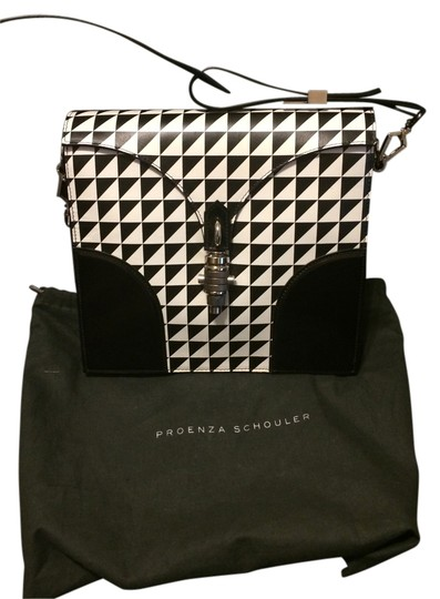 Preload https://item3.tradesy.com/images/proenza-schouler-checkered-black-and-white-leather-shoulder-bag-2997412-0-0.jpg?width=440&height=440