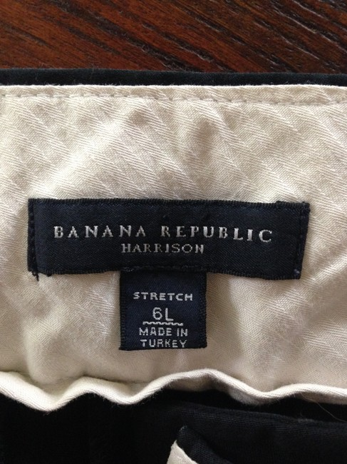 Banana Republic Long Pinstripe Pants