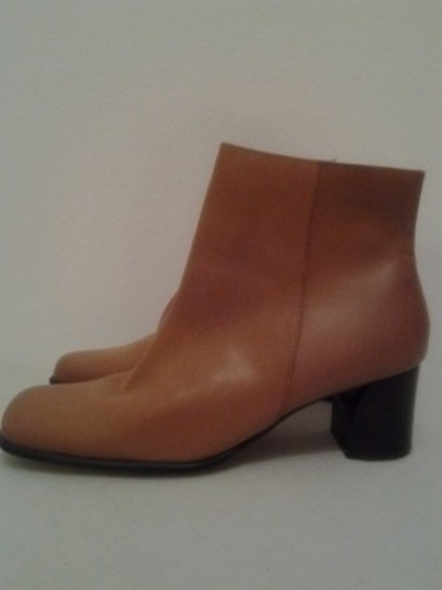 White Mountain Caramel Boots