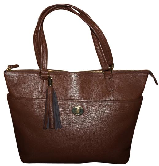 Tommy Hilfiger Tote in Brown