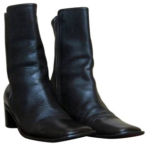 Coach Dark Brown,Looks Almost Black Boots