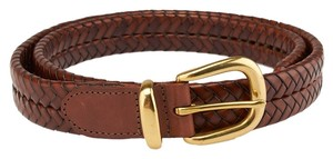 Coach Coach Brown Leather Belt, Size 38 (42226)