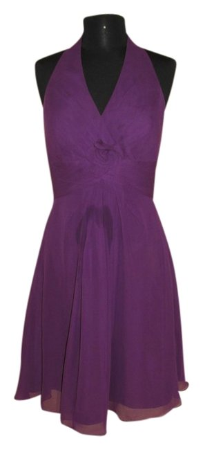 Preload https://item5.tradesy.com/images/belsoie-eggplant-b4098-a27-8-knee-length-cocktail-dress-size-14-l-2998759-0-0.jpg?width=400&height=650