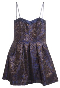 Roberta Mini Paisley Dress