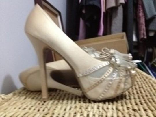 ZIGI NEW YORK Pump champagne Platforms