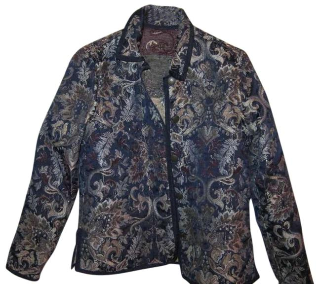 Preload https://item5.tradesy.com/images/coldwater-creek-multi-color-steinmart-fashion-blazer-size-8-m-299989-0-0.jpg?width=400&height=650