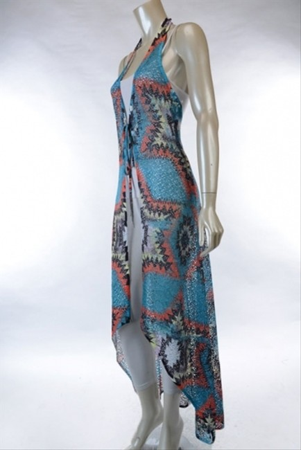 Beach Cover Up Sarong Beach Cover Up Bathing Suit Cover UP Pareo Size M Size Medium Shrug