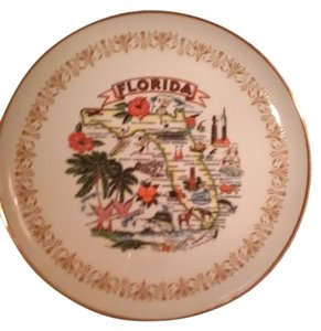 Sheffield Vintage FLORIDA Plate - Sheffield