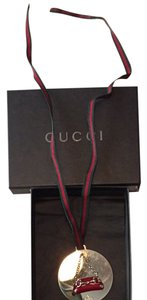 Gucci Authentic Gucci Pendent Necklace