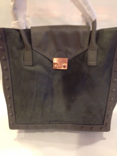 Loeffler Randall Tote in GREY