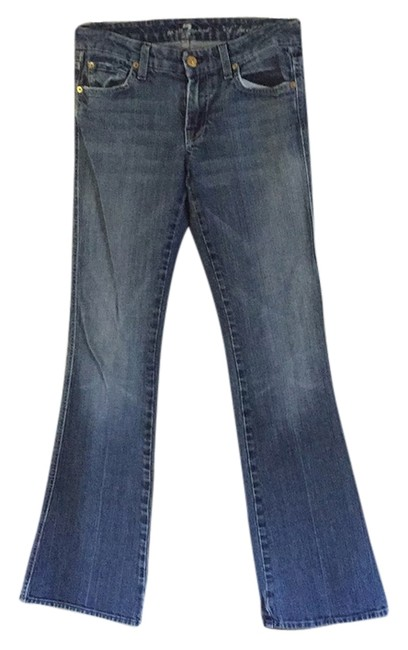 Anthropologie Boot Cut Jeans-Distressed