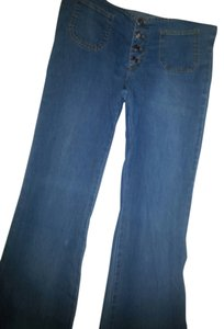 Other Boot Cut Jeans-Light Wash