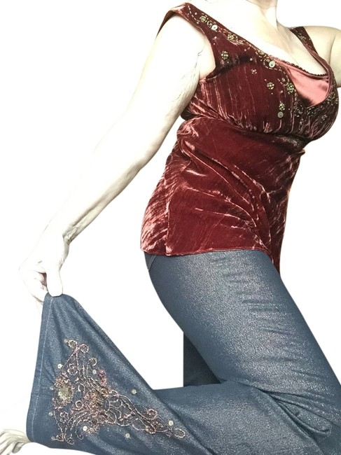Preload https://item3.tradesy.com/images/reba-top-with-matching-pants-3001897-0-0.jpg?width=400&height=650