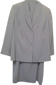 Amanda Smith Powder Blue three piece suit