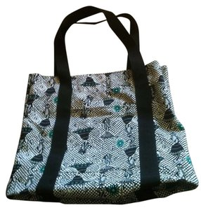 Yak Pak Tote in Black/Multi