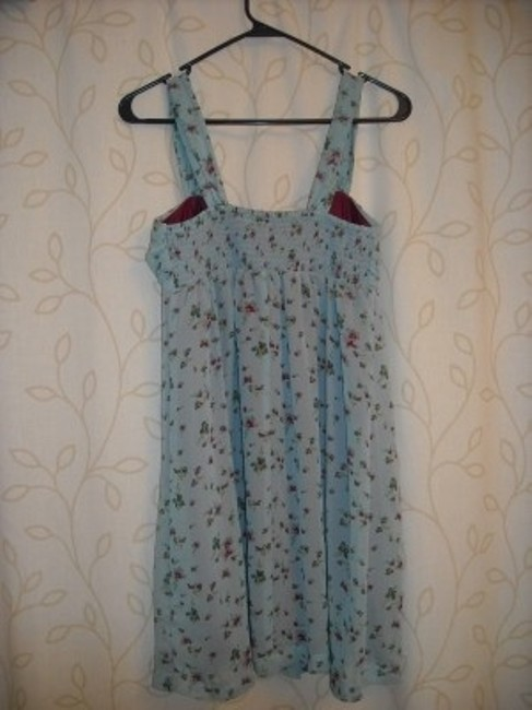 Johnny Martin short dress Light Blue on Tradesy