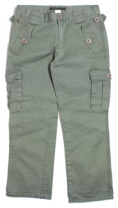Marc by Marc Jacobs Cargo Pants Green Khaki