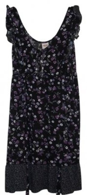 Preload https://item5.tradesy.com/images/mossimo-supply-co-black-and-purple-above-knee-short-casual-dress-size-12-l-30039-0-0.jpg?width=400&height=650