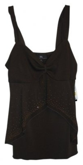 Preload https://img-static.tradesy.com/item/30041/byer-california-brown-tank-topcami-size-8-m-0-0-650-650.jpg