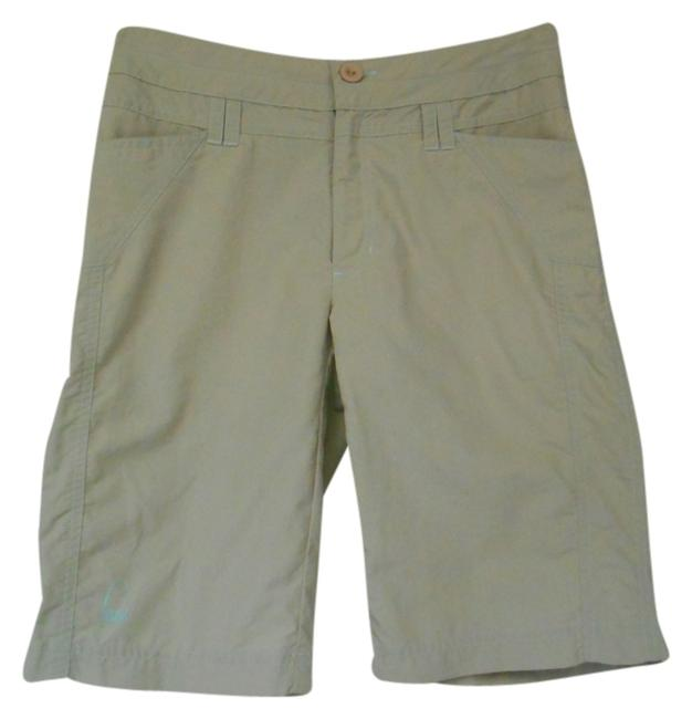 sierra designs Khaki Tan Summer Small Shorts Size 6 (S, 28) sierra designs Khaki Tan Summer Small Shorts Size 6 (S, 28) Image 1
