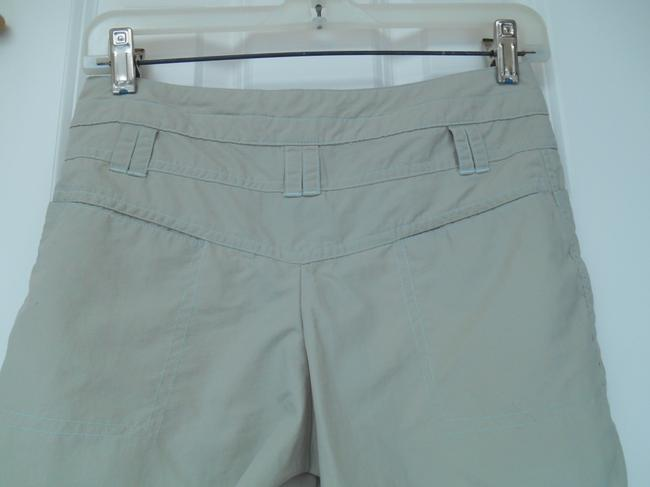 "Sierra Designs Size Large Small 28"" 28 Waist L/g Girls Large Womens Small 6 Size 6 Sm Large Girls Hiking Outdoor Camping Safari Khaki Shorts Khaki Tan"