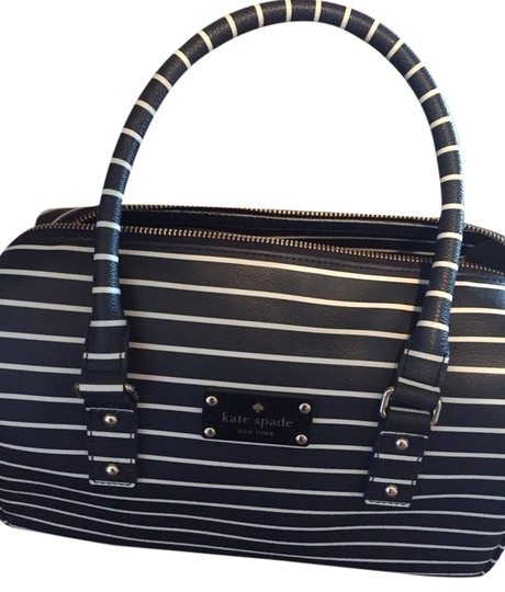 Preload https://item2.tradesy.com/images/kate-spade-satchel-blue-and-white-3004381-0-0.jpg?width=440&height=440