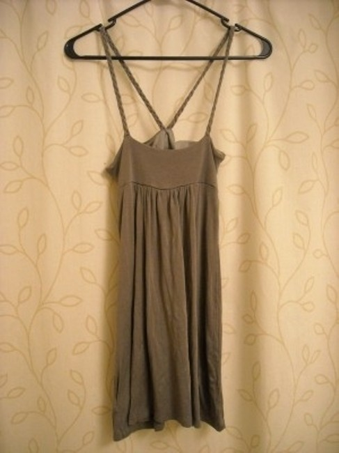 Forever 21 short dress Grey on Tradesy
