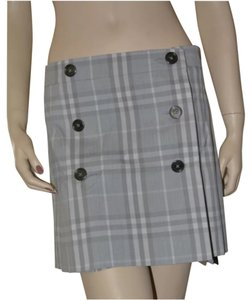 Burberry Brit Skirt Pale Grey