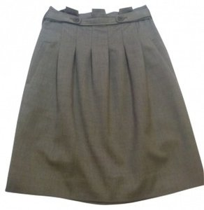 BCBGMAXAZRIA Skirt Brown