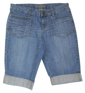 Arizona Jean Company Bermudas Bermuda Long Cuffs Pockets Summer Staple Juniors 5 31