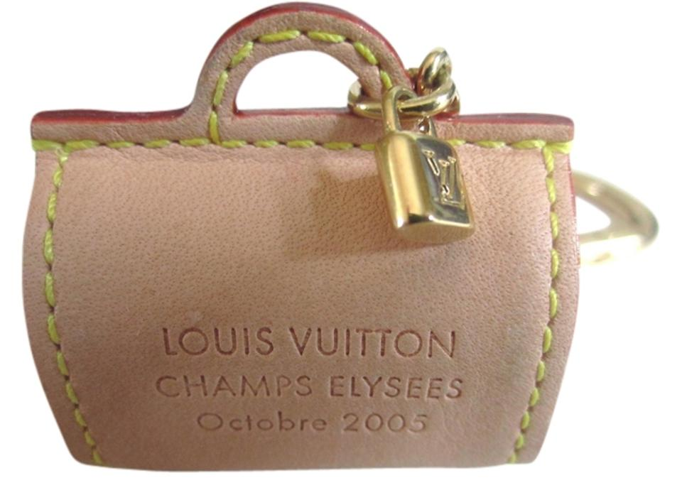 01ce87b7ee98 Louis Vuitton Louis Vuitton Bag Charm VIP Mini Speedy Keychain Champs  Elysees 2005 Image 0 ...