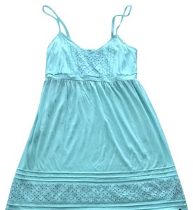 O'Neill short dress Baby Blue on Tradesy