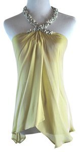 La Perla Top Green/Yellow