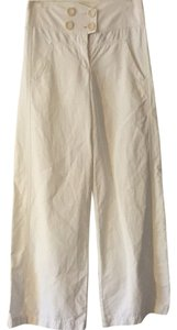 BCBGMAXAZRIA Wide Leg Flare Stylish Runway Pants