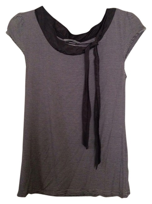 Preload https://item5.tradesy.com/images/h-and-m-gray-blouse-size-6-s-3006469-0-0.jpg?width=400&height=650