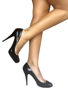Burberry Prorsum Black Pumps