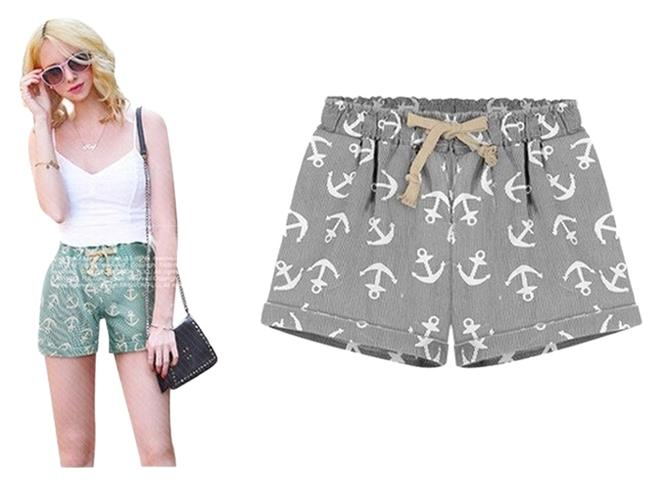 Preload https://item1.tradesy.com/images/grey-white-classic-anchor-print-size-2-xs-26-3007885-0-0.jpg?width=400&height=650