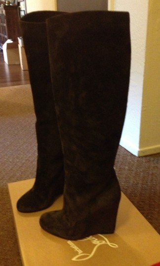 Christian Louboutin tobacco brown Boots