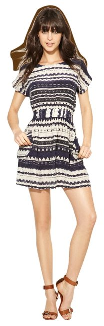 Myne short dress Navy on Tradesy