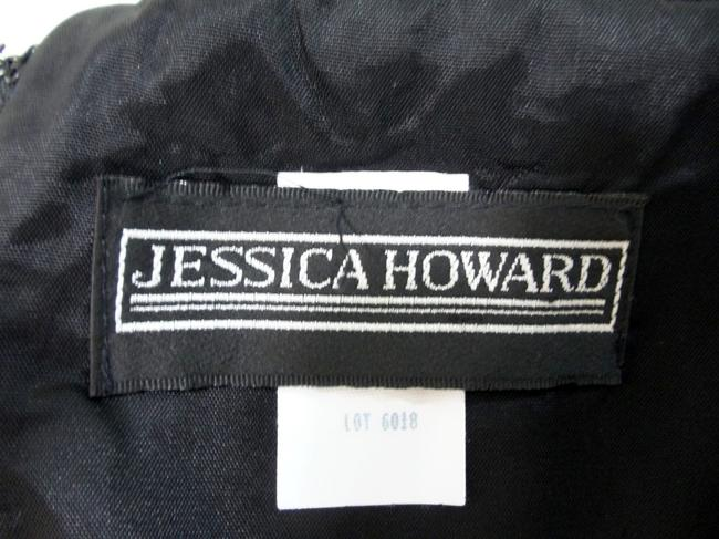 Jessica Howard Velvet Dress