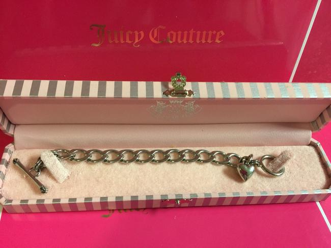 Juicy Couture Silver Starter Charm Bracelet Juicy Couture Silver Starter Charm Bracelet Image 3