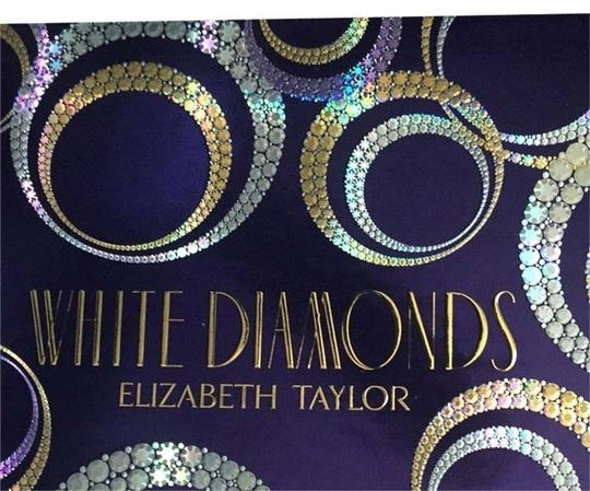 Elizabeth Taylor White Daimonds Spray