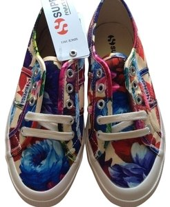 Superga New Canvas floral Athletic