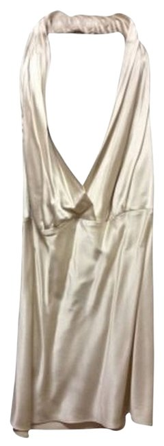 Preload https://item3.tradesy.com/images/express-champagne-silk-halter-night-out-top-size-4-s-30102-0-1.jpg?width=400&height=650